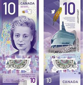{10 things you need to know about Canada's new vertical $10}