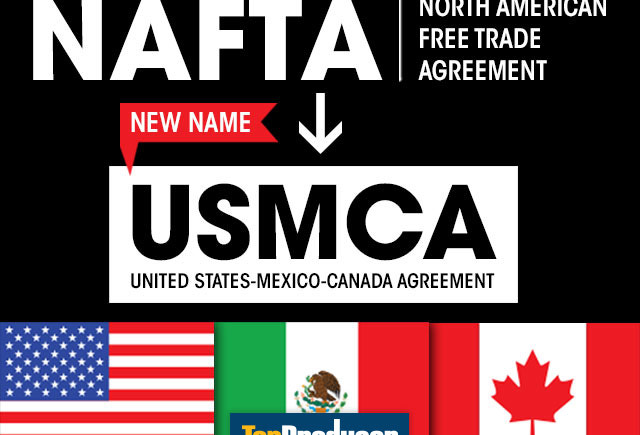 {Carol Hughes - New USMCA will replace NAFTA but did we surrender too much?}